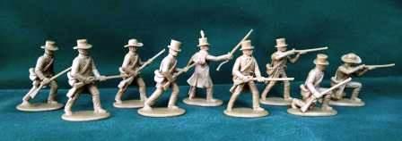 1812 militia