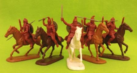 ex-fo greek thracians set 8